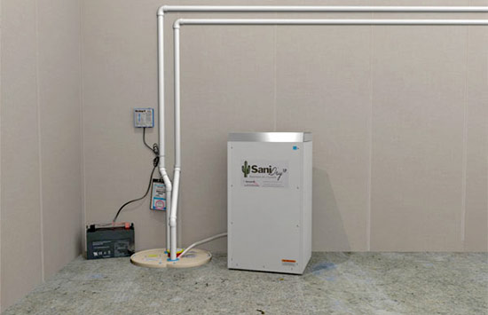 Damp and Mold in the Basement ? Try a Dehumidifier